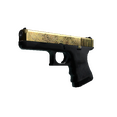 Glock-18 | Brass (Field-Tested)