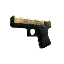 Glock-18 | Brass (Minimal Wear)