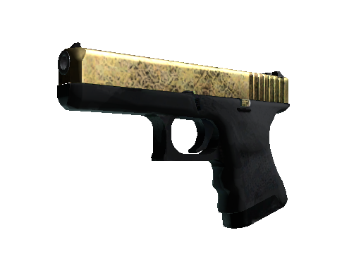 Restricted Glock-18 Brass