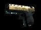 Glock-18 | Brass (Minimal Wear)