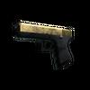Glock-18 | Brass <br>(Factory New)