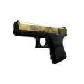Glock-18 | Brass <br>(Factory New)