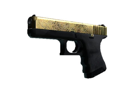 Glock-18 | Brass (Minimal Wear) Prices