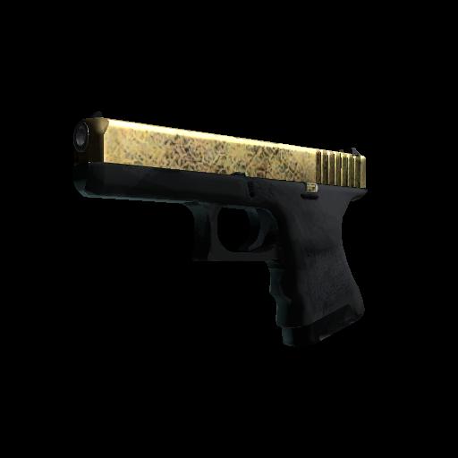Glock-18 | Brass - gocase.pro