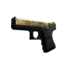 Glock-18 | Brass <br>(Field-Tested)