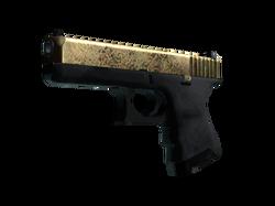 Glock-18 | Латунь (После полевых испытаний)