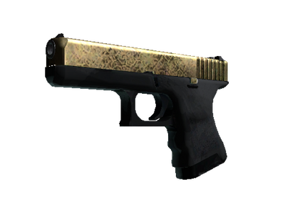 Glock-18 | Латунь (Поношенное)