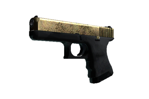 Glock-18 | Brass (Well-Worn) Prices