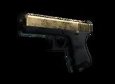 Glock-18   Латунь, Поношенное, 139.29$