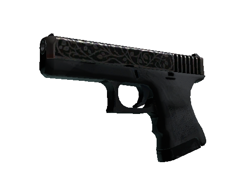 Скин Glock-18 | Литьё (Закаленное в боях)