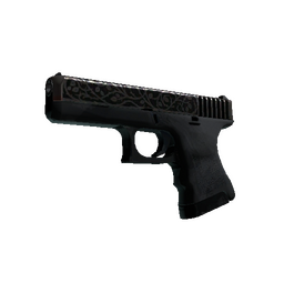Glock-18 | Ironwork (Battle-Scarred)