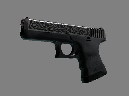 Скин Glock-18 | Литьё (Поношенное)