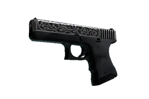 Stattrak Trade Glock 18 Ironwork Minimal Wear