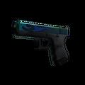 StatTrak™ Glock-18 | Bunsen Burner <br>(Battle-Scarred)