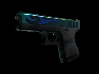 StatTrak™ Glock-18 | Горелка Бунзена (Закаленное в боях)