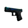 StatTrak™ Glock-18 | Bunsen Burner (Battle-Scarred)