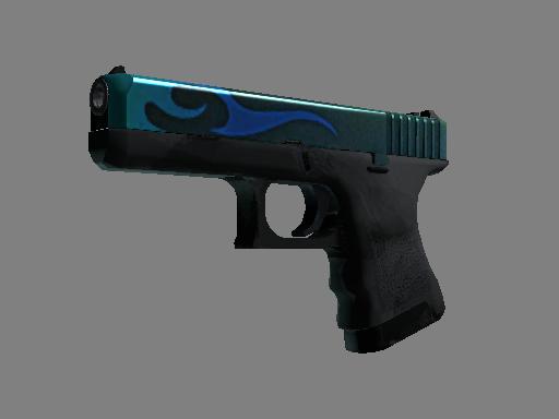 StatTrak™ Glock-18 | Bunsen Burner