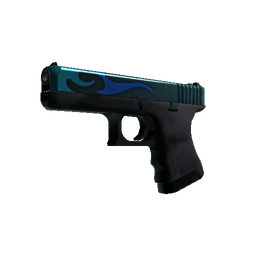 Glock-18 | Bunsen Burner (Field-Tested)