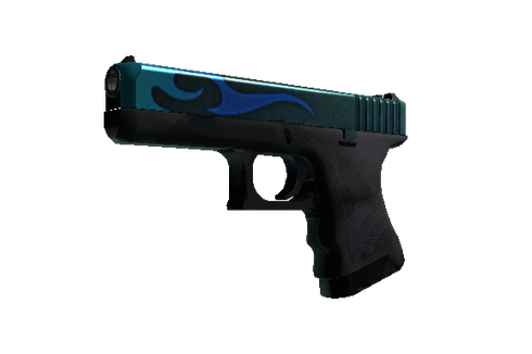 Buy StatTrak™ Glock-18 | Bunsen Burner (Field-Tested)