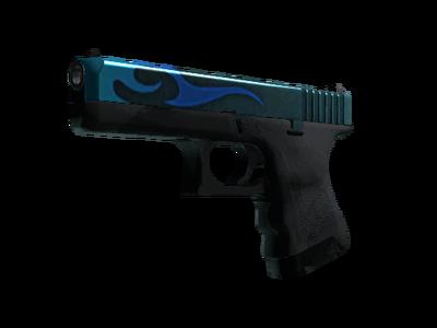 Glock-18 | Горелка Бунзена (Немного поношенное)