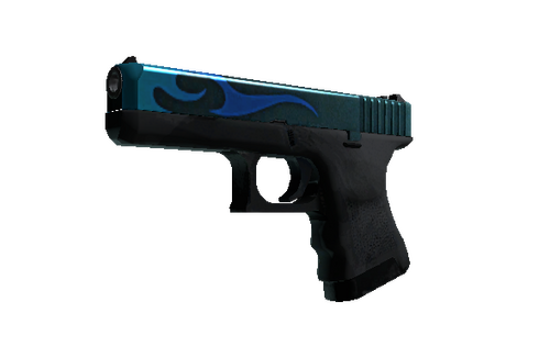 Buy Glock-18 | Bunsen Burner (Minimal Wear)