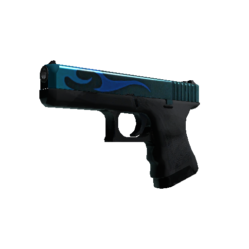 Glock-18 | Bunsen Burner - gocase.pro