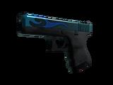 StatTrak™ Glock-18   Bunsen Burner (Minimal Wear)