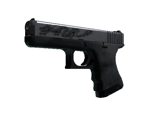 GLOCK-18 Glock-18 Dragon Tattoo