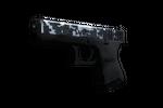 Glock-18 | Steel Disruption (Factory New)