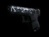 Weapon CSGO - Glock-18 Steel Disruption