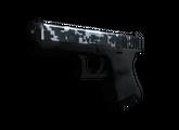 Glock-18   Ржавая сталь, Прямо с завода, 68.67$