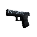 StatTrak™ Glock-18 | Steel Disruption <br>(Minimal Wear)