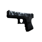 StatTrak™ Glock-18 | Steel Disruption (Factory New)