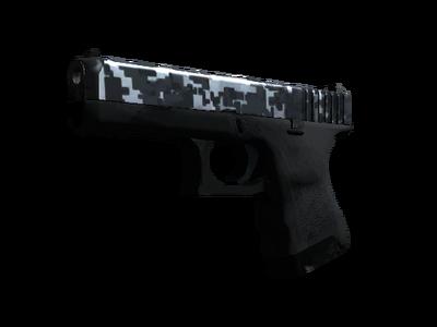 Glock-18 | Ржавая сталь (Немного поношенное)