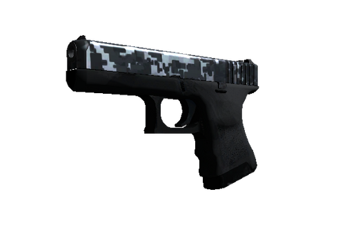 StatTrak™ Glock-18 | Steel Disruption (Factory New) Prices