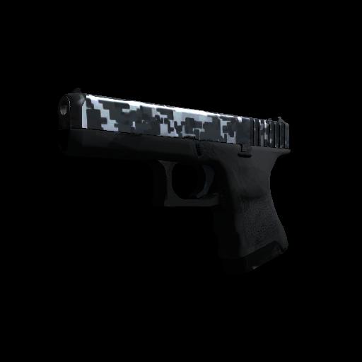 Glock-18   Steel Disruption - gocase.pro