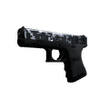 StatTrak™ Glock-18 | Steel Disruption <br>(Field-Tested)