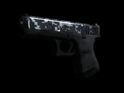 StatTrak™ Glock-18 | Ржавая сталь (После полевых испытаний)