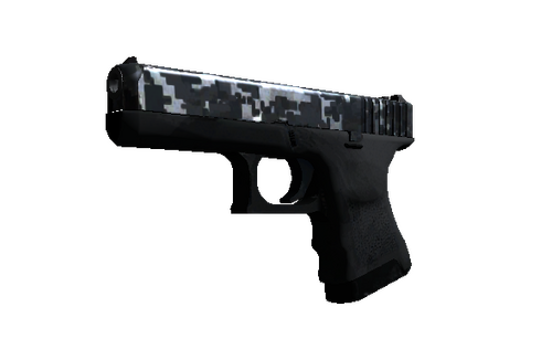 StatTrak™ Glock-18 | Steel Disruption (Field-Tested) Prices