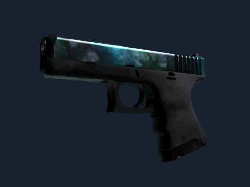 Glock-18 | Gamma Doppler (Battle-Scarred)