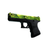 Souvenir Glock-18 | Nuclear Garden <br>(Well-Worn)