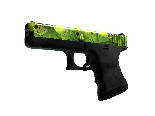 Glock-18 | Nuclear Garden Field-Tested