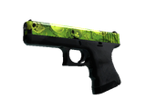 Glock-18 | Nuclear Garden (Well-Worn)