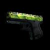 Souvenir Glock-18 | Nuclear Garden <br>(Minimal Wear)