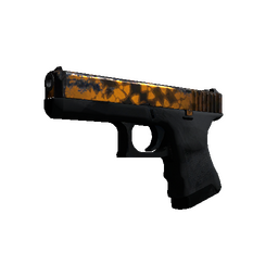 Souvenir Glock-18 | Reactor (Battle-Scarred)
