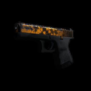 Glock-18 | Reactor (Battle-Scarred)