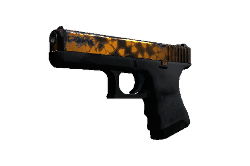 Souvenir Glock-18 | Reactor (Battle-Scarred) Prices