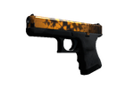 Souvenir Glock-18 | Reactor (Well-Worn)