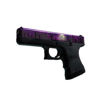 Glock-18 | Moonrise (Minimal Wear)