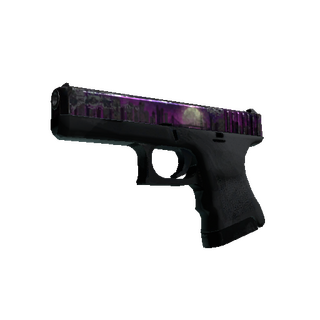 StatTrak™ Glock-18 | Moonrise (Battle-Scarred)
